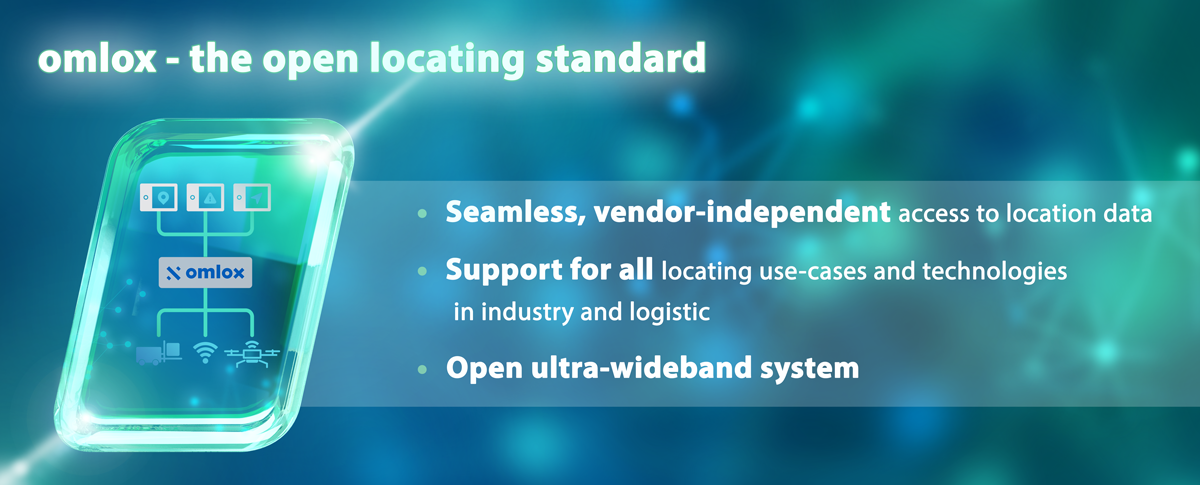 omlox - the open locating standard for industrie 4.0